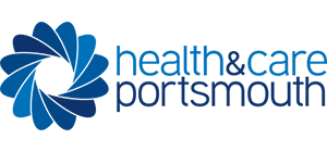 Health and Care Portsmouth logo